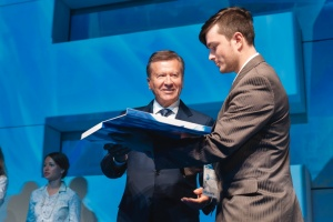 Торжественная церемония вручения Премии «НОВАЦИЯ», учрежденной Ассоциацией (октябрь,2014 год)